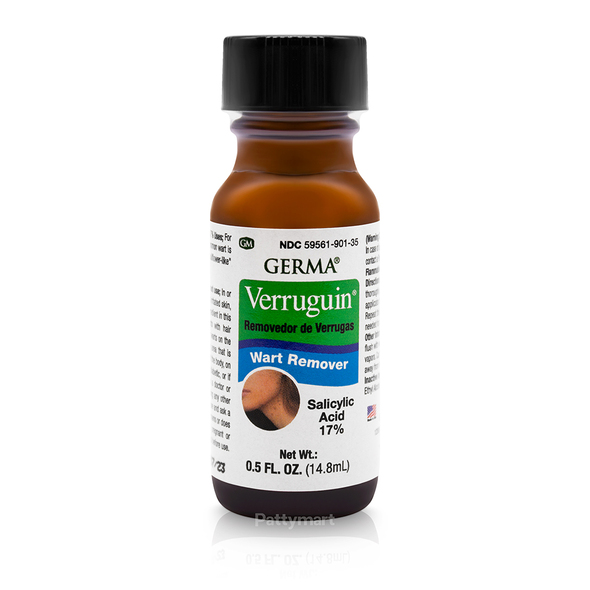Verruguin 0.5 OZ (GERMA)_Bottle_Botella