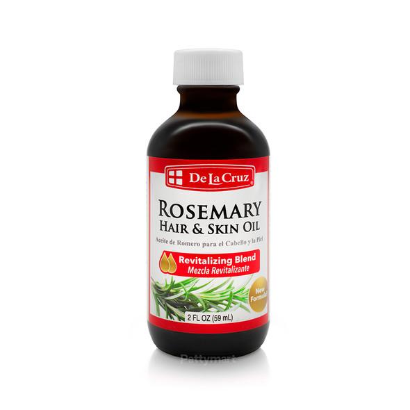 Aceite de Romero/Rosemary 2 Oz Dlc
