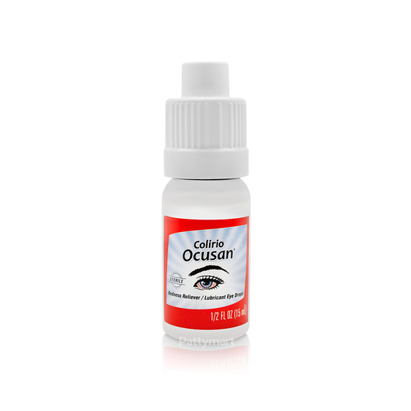 Colirio Ocusan / Reg. Eye Drops Rojo 0.5 Oz Dlc