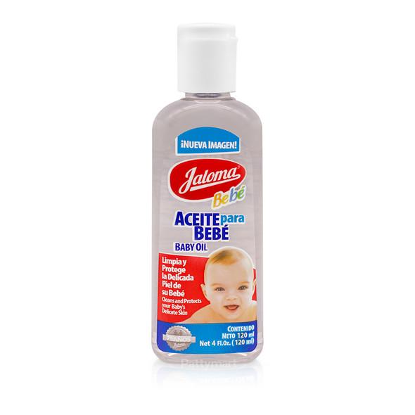 Aceite Para Bebe JALOMA 4OZ