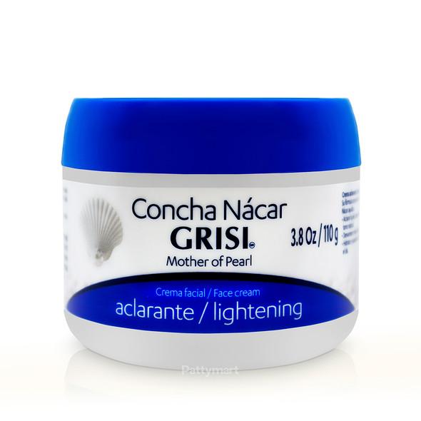 Grisi crema Concha Nacar (Madre Perla) 3.8 Oz