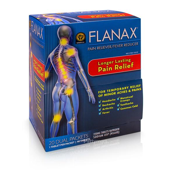 FLANAX DISPLAY 2-PK 50-CT_CAJA