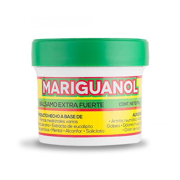 Mariguanol balsamo para el dolor_Jar_Frasco
