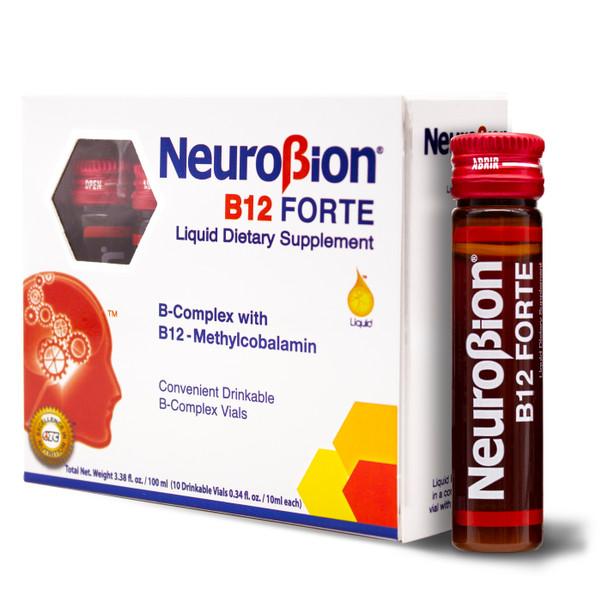 Neurobion B-12 Forte 10 viales_3/4