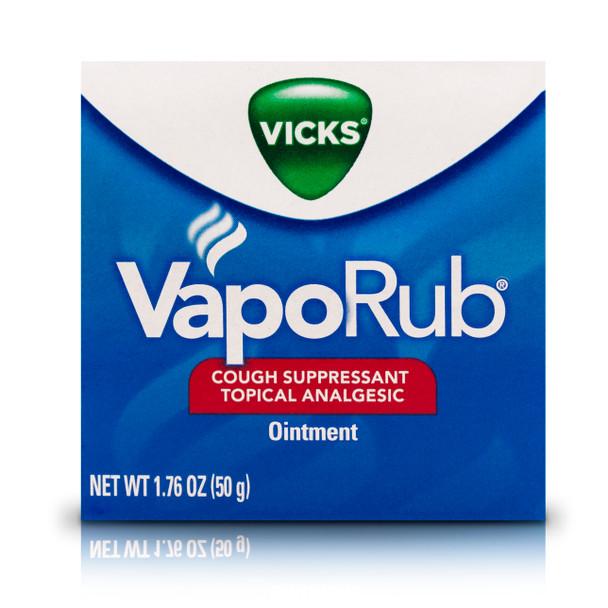 Vicks VapoRub 50 gr_Box_Caja