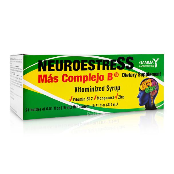 Neuroestress X 21 Viales