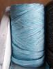 Upscale Raffia Blue & White