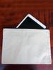 """Cotton Canvas Zipper Pouch 13"""" x 9.5"""""""
