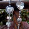 "Faux Diamond Trim with Hearts 3/4"" x 10Y"