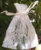 White Lace Bag (2 sizes)