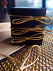 Gold Elastic Loop (10 sizes)