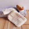 "Sisal Soap Saver Scrub Bag 4"" x 5"" (B002-71), Exfoliating Mesh Soap Saver Pouch | Packaging Decor"