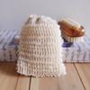 "Sisal Soap Saver Scrub Bag 4"" x 5"" B002-71, Wholesale Sisal Soap Pouches | Packaging Decor"
