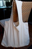 "Cotton Tote Bags 19"" x 17"" x 2"""