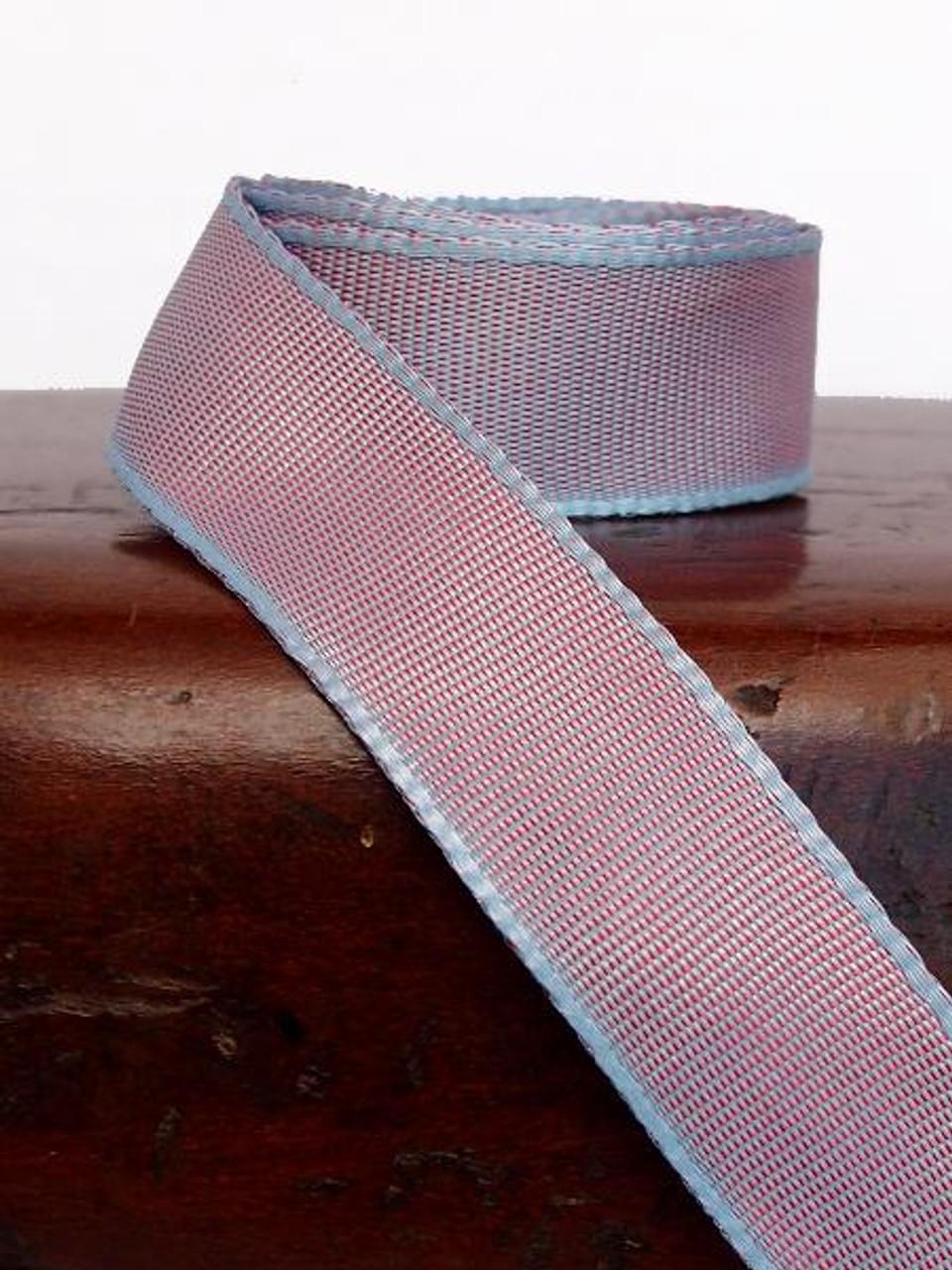 Lavender Two-Toned Grosgrain Ribbon (2 sizes)