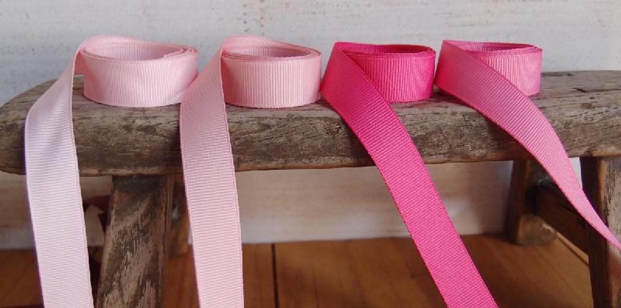 Mauve Grosgrain Ribbon (4 sizes)