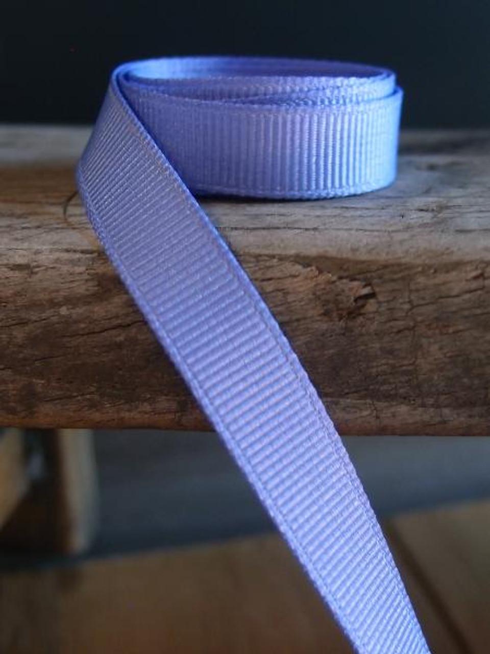 Delphinium Grosgrain Ribbon (4 sizes)