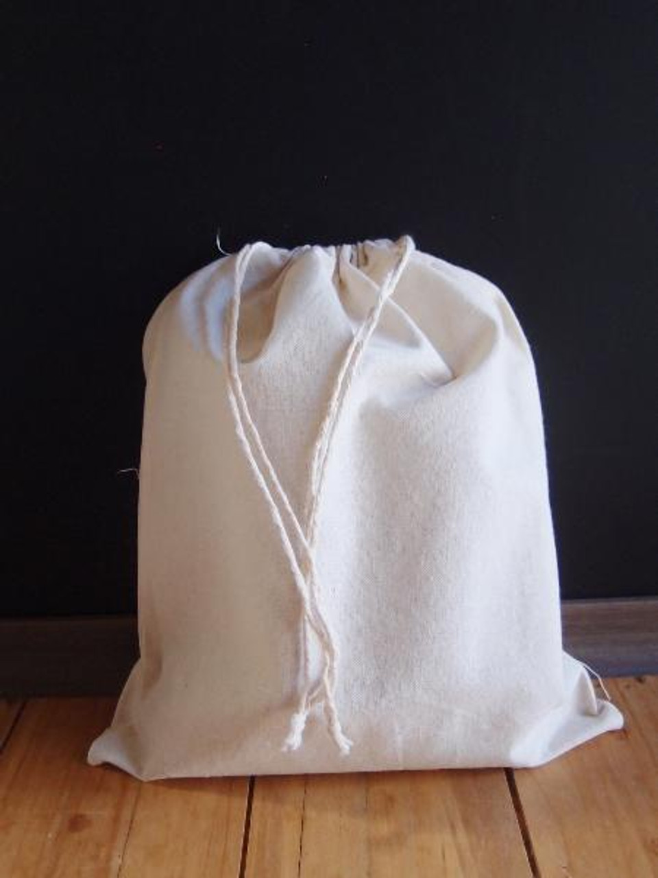 Plain Cotton Bags Economy Packs (9 sizes)