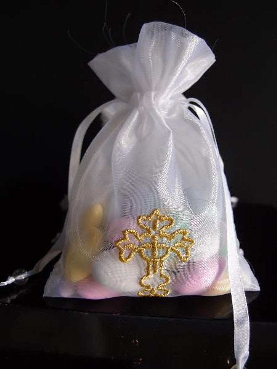 Wholesale White Organza Bags, Gift Packaging | Packaging Decor