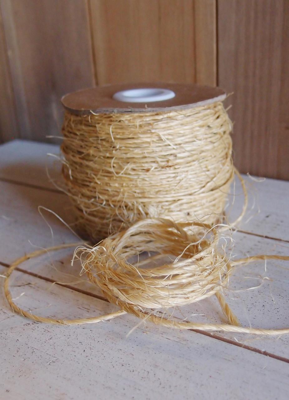 Natural Sisal Twine Cord 1.5mm