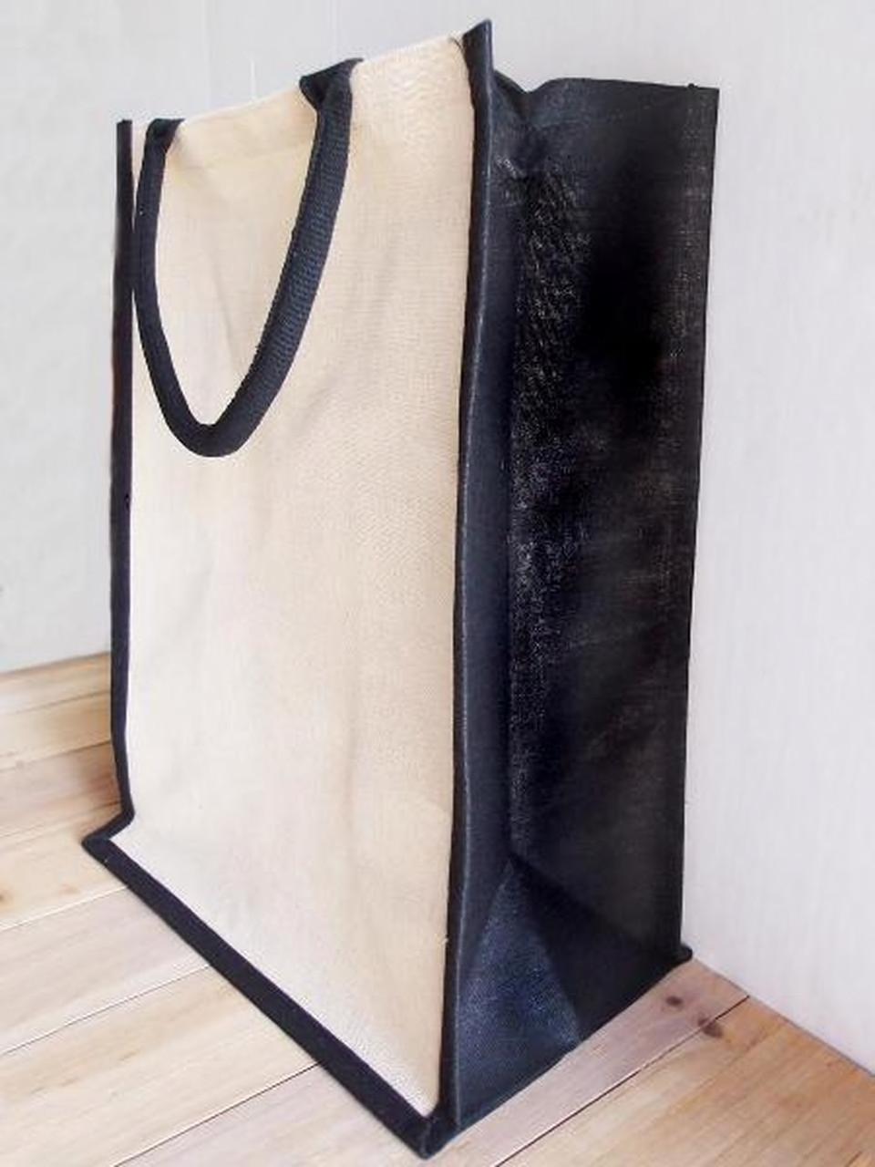 Elegant Jute Tote Bags, Rustic Burlap Tote Bags