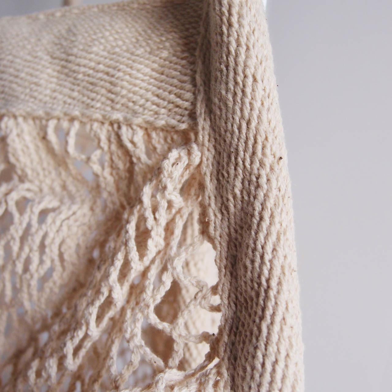 Wholesale Cotton Net Bags, Organic Cotton Produce Bags, Cotton Mesh Bags | Packaging Decor