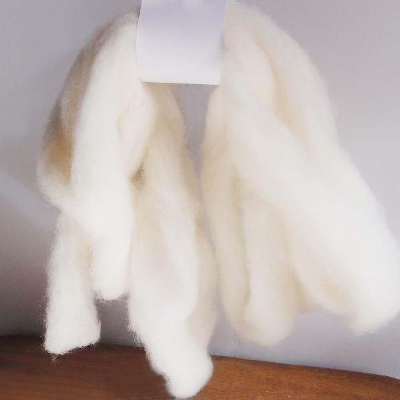 Wool Roving Fiber White, Wholesale Wool Roving Fiber   Packaging Decor