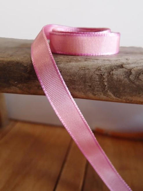 Mauve Two-Toned Grosgrain Ribbon (2 sizes)