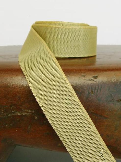 Moss Two-Toned Grosgrain Ribbon (2 sizes)