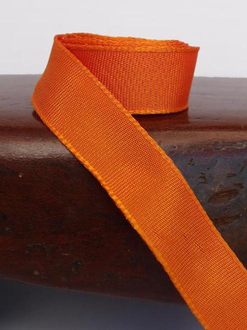 Orange Two-Toned Grosgrain Ribbon (2 sizes)