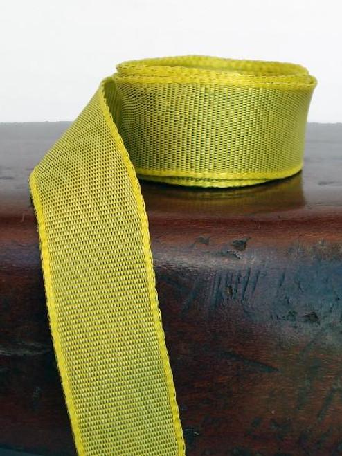 Pear Two-Toned Grosgrain Ribbon (2 sizes)