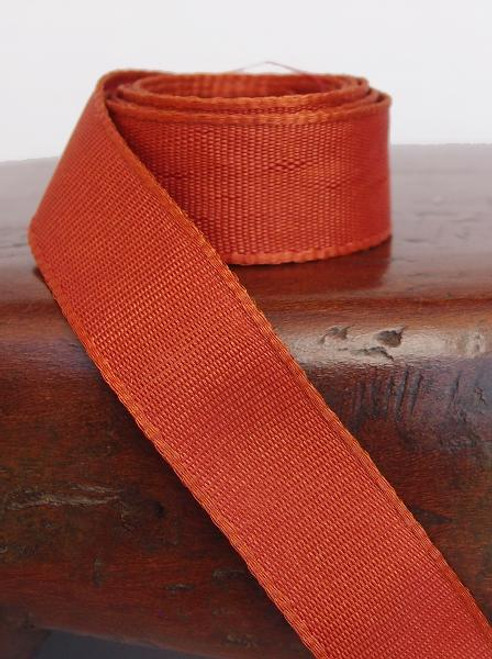 Copper Two-Toned Grosgrain Ribbon (2 sizes)