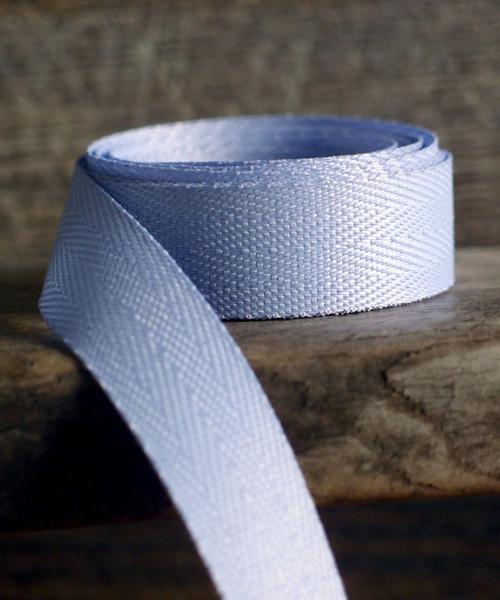 Iris Herringbone Twill Ribbon (3 sizes)