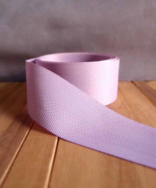 Iris Herringbone Twill Ribbon (3 sizes)