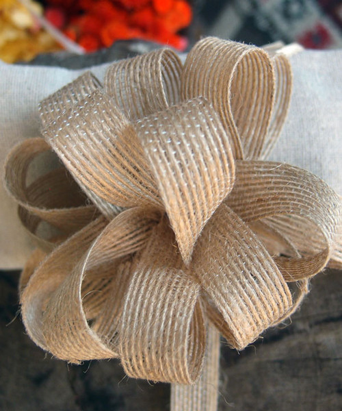 Jute Pull Bow