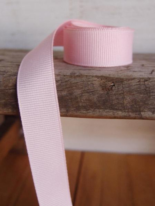 Pink Grosgrain Ribbon (4 sizes)