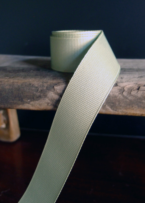 Spring Moss Grosgrain Ribbon (4 sizes)