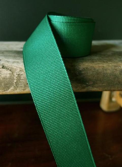 Hunter Green Grosgrain Ribbon (4 sizes)