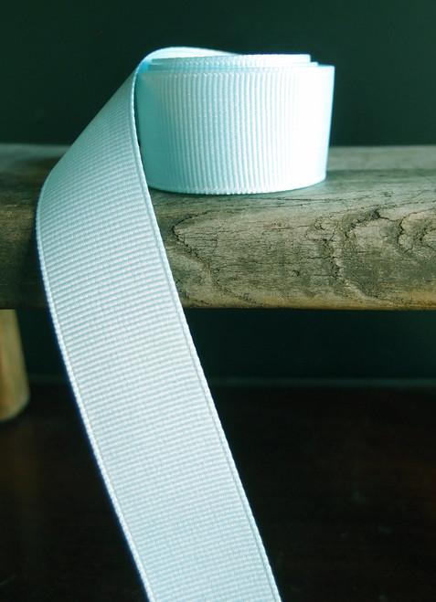 Light Blue Grosgrain Ribbon (4 sizes)