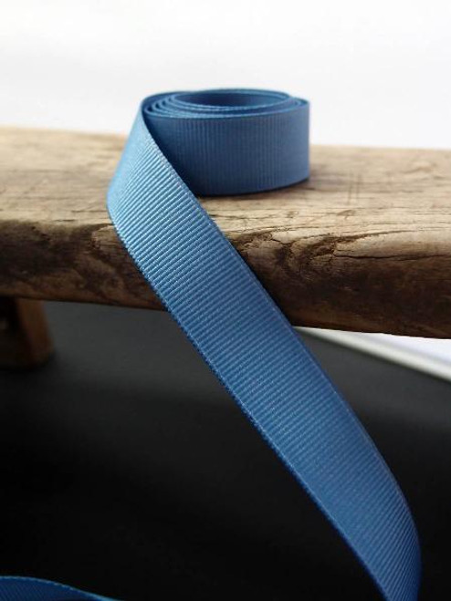 Bluebird Grosgrain Ribbon (4 sizes)