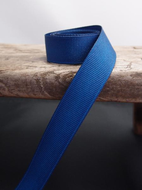 Navy Grosgrain Ribbon (4 sizes)