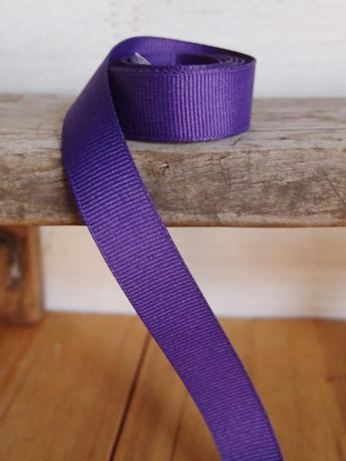 Purple Grosgrain Ribbon (4 sizes)