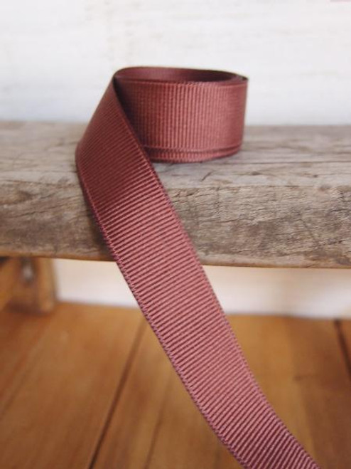 Cappuccino Grosgrain Ribbon (4 sizes)