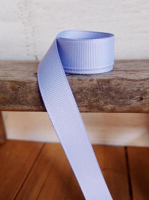 Iris Grosgrain Ribbon (4 sizes)