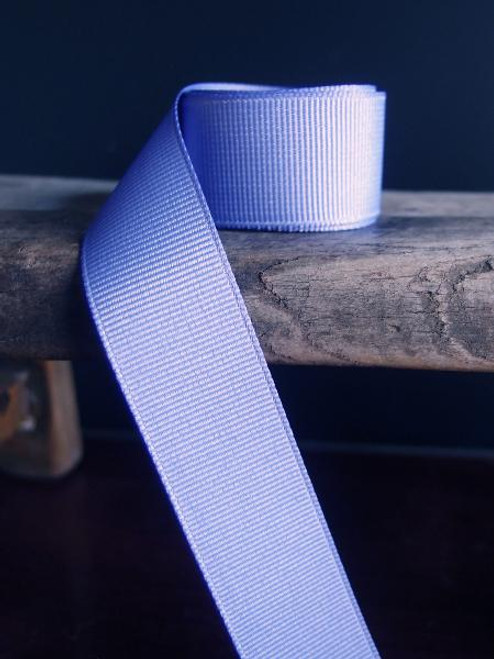 Delphinium Grosgrain Ribbon (4 sizes)