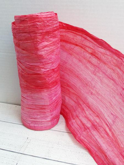 Italian Paper Garland - Pink Ombre