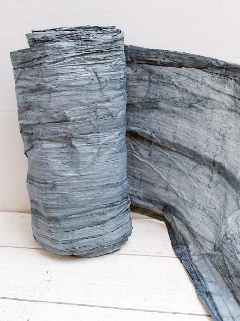Italian Paper Garland - Grey Ombre