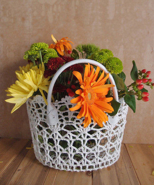 Wholesale Lace Baskets, Wholesale Floral Baskets, Gift Packaging | Packaging Decor