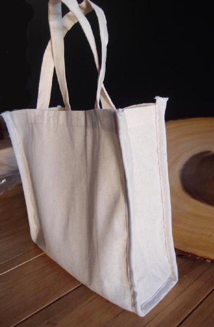 "Cotton Bags - 7"" x 6"" x 2.75"""