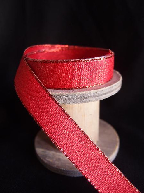 Red Shimmery Ribbon